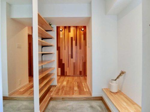 【リノベーション事例】家族みんなでインテリアを楽しめる部屋をテーマにデザインした家
